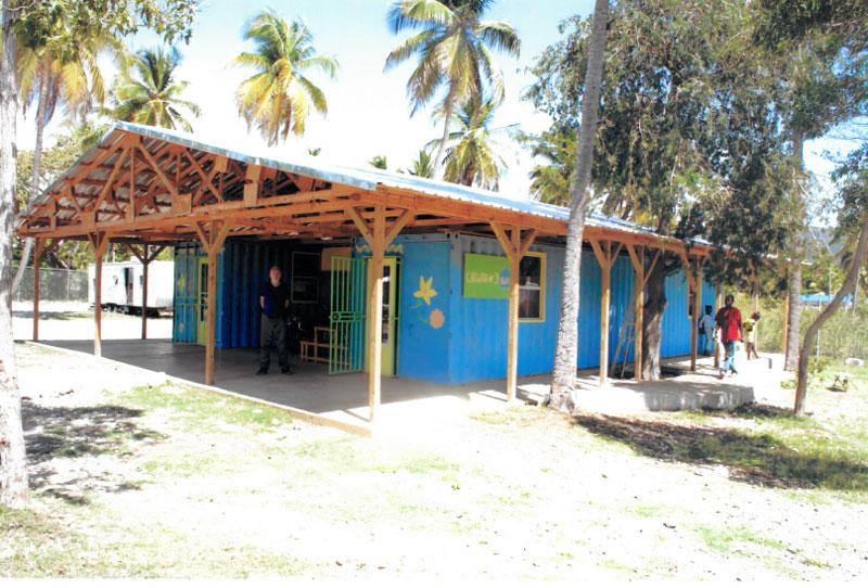 Dr. Eugene Lewis's humanitarian efforts in Haiti