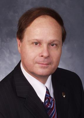 Professor and Associate Dean, Dr. Barry Boothman