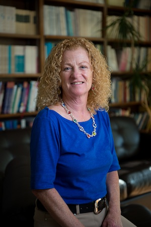 Professor Elin Maher has been writing exams for CGA and grading them for 17 years.