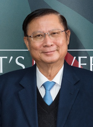 Dr. Ng Pock Too visited UNB's Faculty of Business Administration in November as Executive in Residence.