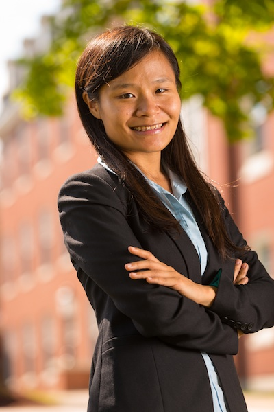 Dr. Hsin-Chin Lin is researching the impact of online customer reviews on marketing practices.