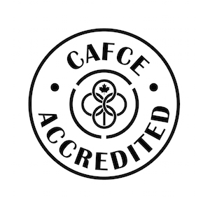 UNB Fredericton's BBA Co-op Program is accredited by the Canadian Association for Co-operative Education (CAFCE).