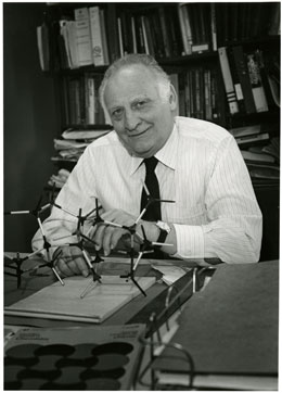 Dr. Ron Kelly, UNB Public Relations Department Photograph Collection, 991-Kelly. Image courtesy of Archives & Special Collections, Harriet Irving Library, University of New Brunswick.