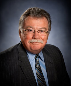 Dr. Greg Kealey, UNB history professor