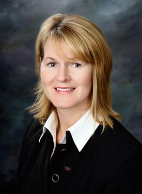 Margaret Grant-McGivney, UNB Associated Alumni executive director
