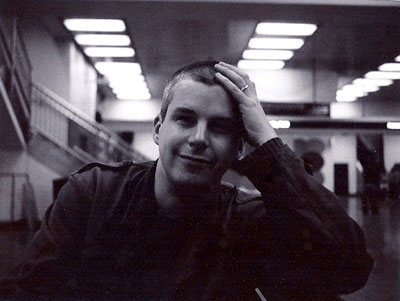 James Arthur (photo credit: Sean Hill)