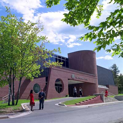 Wu Conference Centre at UNB Fredericton