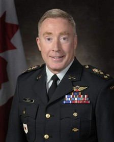 Lt. Gen. Peter Devlin (Department of National Defence and Canadian Forces photo)