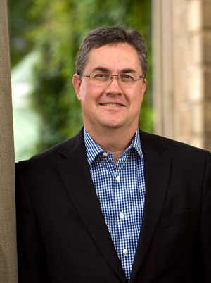 UNB President Eddy Campbell