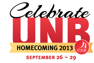 UNB Homecoming 2013