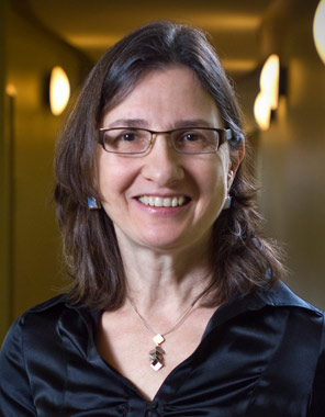 Dr. Sandra Byers is a professor and chair of UNB's psychology department in Fredericton.