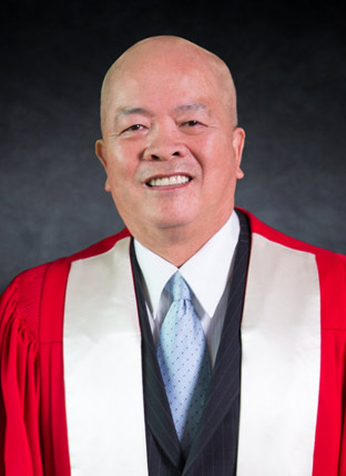 Dr. Joe Ng is the tenth inductee to UNB's Engineering Wall of Fame.