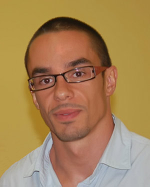 Pablo Santos Iglesias is a postdoctoral researcher in UNB's psychology department in Fredericton.