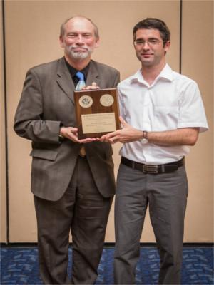 Prof. Richard Langley & Simon Banville