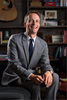 George MacLean, Dean of Arts, UNB (Fredericton)