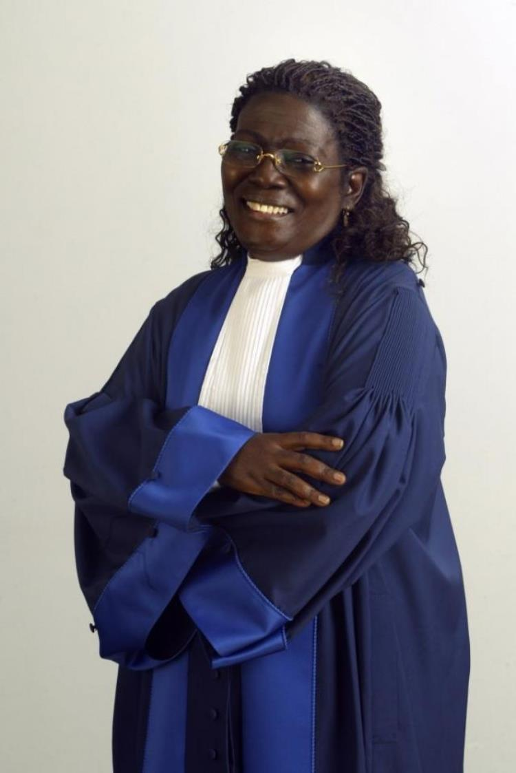 Akua Kuenyehia, judge of the International Criminal Court and Ghana's first female law professor, coming to UNB as this year's Viscount Bennett Lecturer.