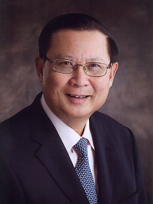 Dr. Ng Pock Too is executive-in-residence in UNB's faculty of business administration in Fredericton