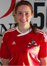 Danielle Jenkins--Women's Soccer