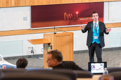 Students will get a chance to pitch their business ideas to entrepreneurs at the TME Student Pitch Competition on Thursday at the Wu Centre.