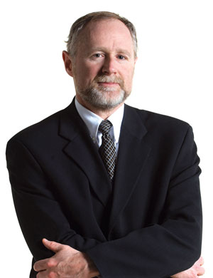 Glenn Cleland, the founding director of UNB's Faculty of Business Administration's Centre for Financial Studies