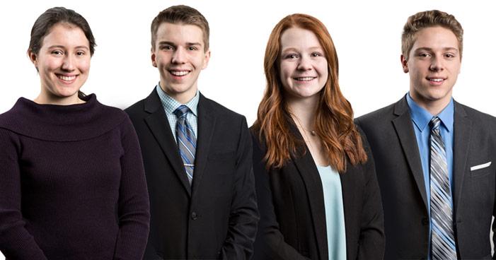 2018 Currie Scholars