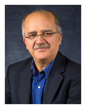 Ali Ghorbani, Director of the Canadian Institute for Cybersecurity. (Credit: Joy Cummings / UNB Photo)
